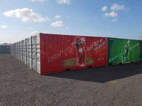 20′ Self Storage Container