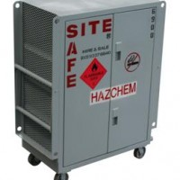 Site Safe Size 2 Flammable Liquid Hazchem unit