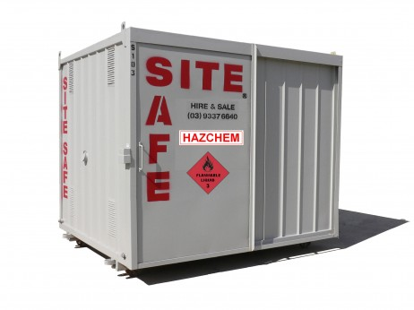 Size 6 Dangerous Goods Storage
