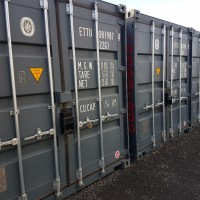 Site Safe Self Storage Containers