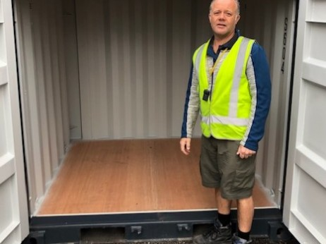 6′ Shipping Container Melbourne
